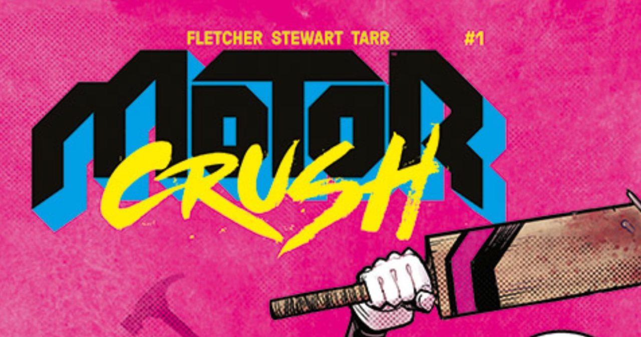 Saturday Flow: Ready, Set, Motor Crush?