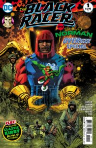 The Black Racer and Shilo Norman Special - DC Comics - Denys Cowan and Bill Sienkiewicz