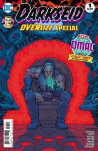 Darkseid Special - DC Comics - Chris Burnham and Nathan Fairbairn
