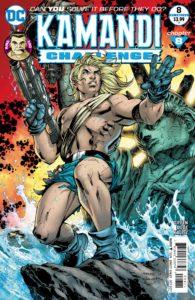 Kamandi Challenge 8 - DC Comics - Jim Lee and Scott Williams