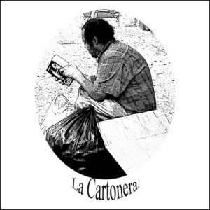 La Cartonera Publishing Logo, 2017