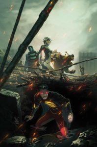 New Super-Man 14 - DC Comics - 2017 - Philip Tan