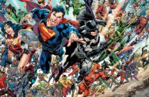 DC Rebirth Promotional Image, Ivan Reis, Joe Prado, HiFi