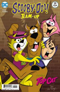Scooby-Doo Team Up 29 - DC Comics - Dave Alvarez and Silvana Brys