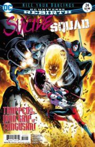 Suicide Squad 24 - DC Comics - Eddy Barros, Eber Ferreira and Adriano Lucas