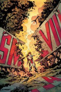 Superwoman 13 - DC Comics - 2017 - Ken Lashley