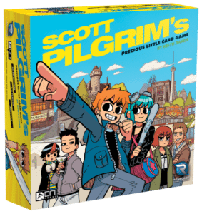Scott Pilgrim's Precious Little Card Game, Renegade Games, 2017