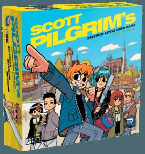 Scott Pilgrim's Precious Little Card Game, Renegade Games, 2017