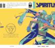 Spiritus cover, The Vault, Michael Kennedy & Tim Daniel, Bess Pallarres editor, 2017