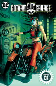 Gotham City Garage Chapter 1 - DC Comics - Rafael Albuquerque