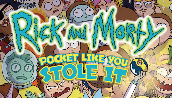 Quick and Talky With Rick and Morty: Tini Howard on PokeJokes