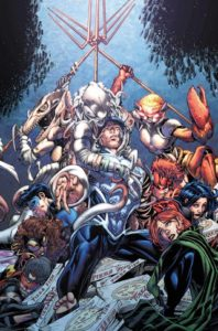 Titans 14 - DC Comics - 2017 - Brett Booth and Norm Rapmund