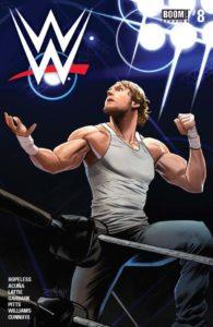 WWE #8 Dennis Hopeless, Serg Acuna, Tam Lattie BOOM! Studios