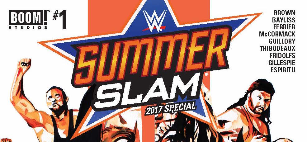 WWE SummerSlam 2017 Special: A Lush Look at WWE's HIStory