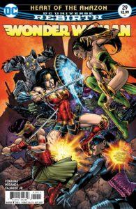 Wonder Woman 29 - DC Comics - Jesus Merino and Allen Passalaqua