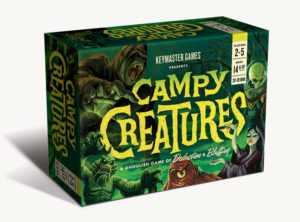 Campy Creatures. Keymaster Games. 2017.
