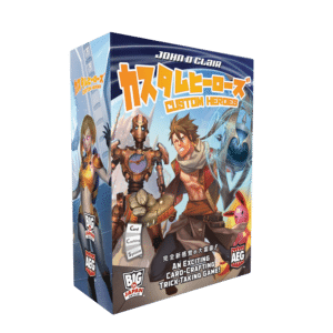 Custom Heroes, AEG Games, 2017