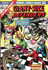 Giant Defenders Issue #3