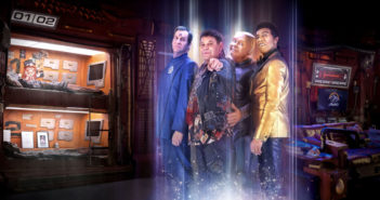 Red Dwarf season XII, Dave, 2014