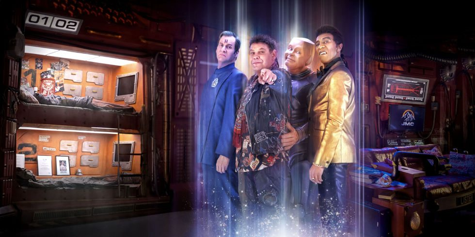 All the Things I Learnt About Red Dwarf By Reading Horny Fanfiction