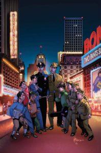 Jack Kirby 100 - The Newsboy Legion and the Boy Commandos - DC Comics - 2017 - Howard Chaykin