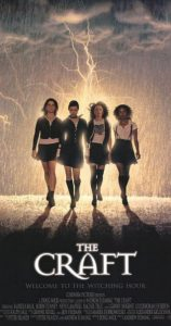 The Craft theatrical poster