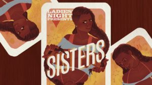 Ladies' Night Anthology 5, Sisters kickstarter banner