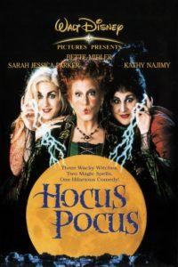 Hocus Pocus theatrical poster