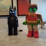 LEGO Batman and Robin, Dragon Con 2017