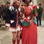 Utena & Anthy (Laurs Cosplay), Revolutionary Girl Utena, Dragon Con 2017
