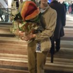 Seymour and Audrey II, Little Shop of Horrors, Dragon Con 2017