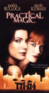 Practical Magic theatrical poster