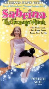Sabrina the Teenage Witch theatrical poster
