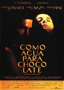 Like Water For Chocolate theatrical poster