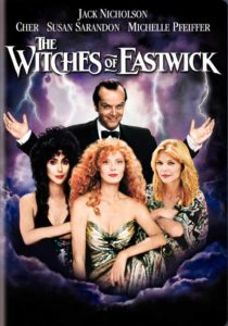 The Witches of Eastwick theatrical poster