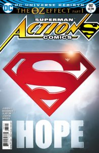 Action Comics 987 - DC Comics - Nick Bradshaw and Brad Anderson