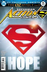 Action Comics 987 - DC Comics - Nick Bradshaw and Brad Anderson