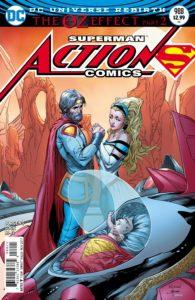 Action Comics #988 - DC Comics - Robson Rocha, Daniel Henriques and Jason Wright