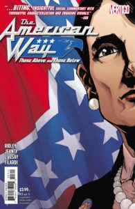 The American Way: Those Above and Those Below #3 - DC Comics - Georges Jeanty and Nick Filardi