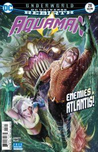 Aquaman #28 - DC Comics - Stjepan Sejic