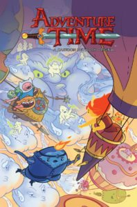 Adventure Time Issue #68 Cover
