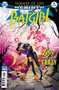 Batgirl #15 - DC Comics - Dan Mora