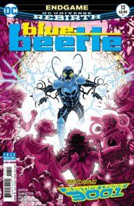 Blue Beetle #13 - DC Comics - Scott Kolins