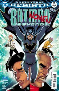 Batman Beyond #12 - DC Comics - Bernard Chang and Marcelo Maiolo