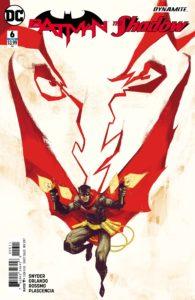 Batman/The Shadow #6 - DC Comics - Riley Rossmo