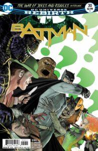Batman 30 - DC Comics - Mikel Janin
