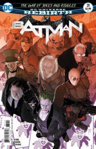 Batman #31 - DC Comics - Mikel Janin