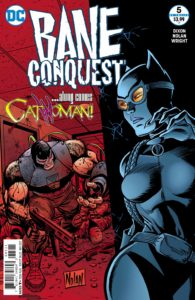 Bane: Conquest 5 - DC Comics - Graham Nolan and Gregory Wright