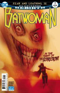 Batwoman #7 - DC Comics - Ben Oliver