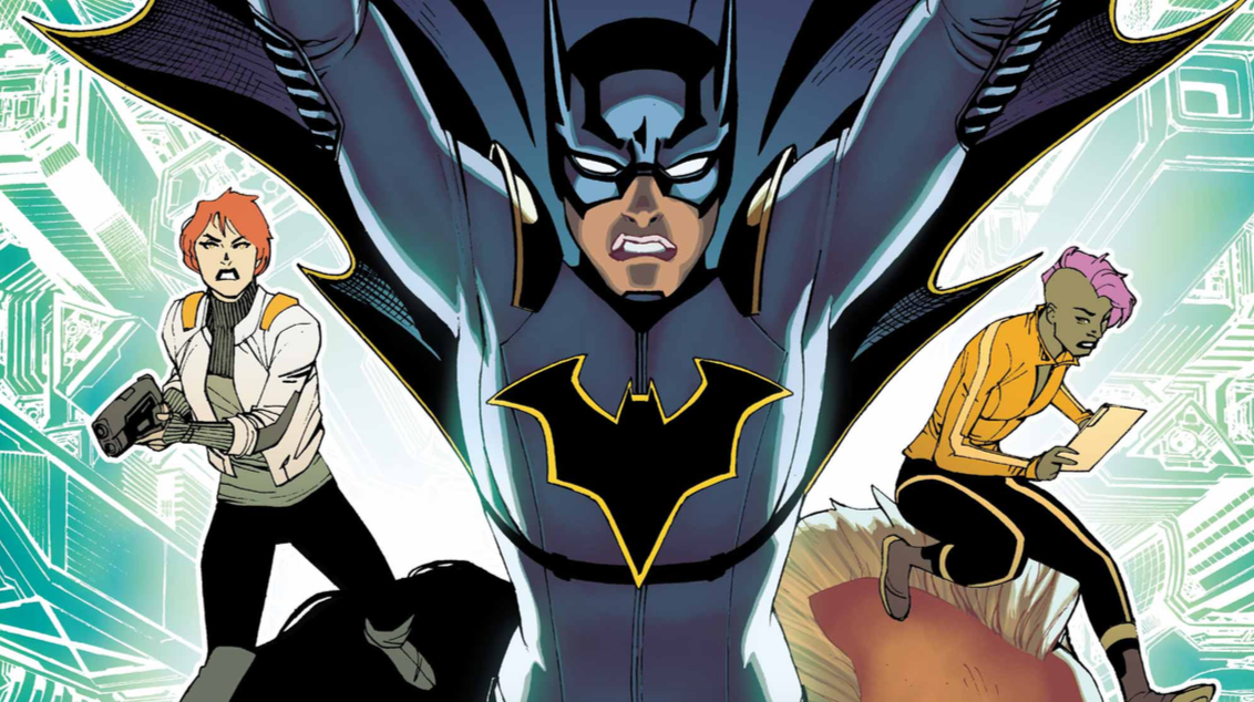 Nissa's Return in Batman Beyond #12 is Lackluster
